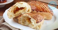 Peynirli Pastane Poğaçası Tarifi Nasıl Yapılır? Bread, Food, Brot, Essen, Baking, Meals, Breads, Buns, Yemek