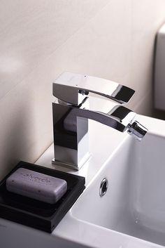 GINKO 35 stojánková bidetová baterie bez výpusti, chrom : SAPHO E-shop Water Faucet, Faucets, Espresso Machine, Coffee Maker, Sink, Kitchen Appliances, Shopping, Design, Home Decor