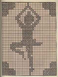 crochet puppy doily | Free Crochet Patterns