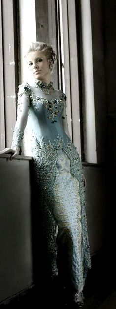 INDONESIAN KEBAYA                                                                                                                                                                                 More