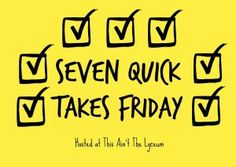 Commonplaces and Notebooking :: Seven Quick Takes