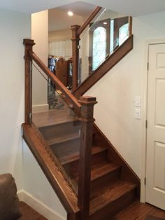 The Nolte Residence - Venetian Stairs