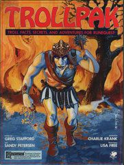 Trollpak, A supplement for use with the Runequest system. Boxed set released by Chaosium in 1982