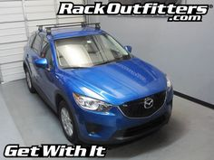 Rack Outfitters - Mazda CX-5 Thule Traverse SQUARE BAR Roof Rack '12-'15*, $327.85 (http://www.rackoutfitters.com/mazda-cx-5-thule-traverse-square-bar-roof-rack-12-15/)