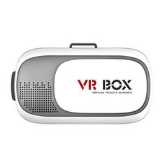 HOT Google Cardboard VR BOX II 2.0 Version 3 D Virtual Reality Goggles VR Box 3D Glasses for Smartphone 4.0-6.0 inch #Affiliate