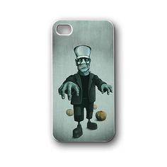 frankenstein anime - iPhone 4,4S,5,5S,5C, Case - Samsung Galaxy S3,S4,NOTE,Mini, Cover, Accessories,Gift