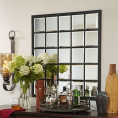 Lacey Wall Mirror