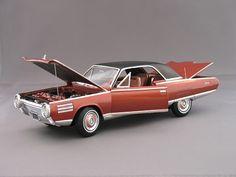1963 Chrysler Ghia | Turbine car concept