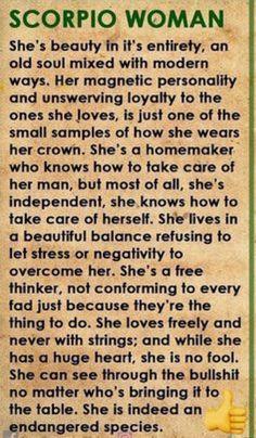 This is so true.R xx Scorpio Traits, Scorpio Characteristics, Scorpio Zodiac Facts, Scorpio Quotes, Scorpio Horoscope, Zodiac Mind, Zodiac Quotes, Astrology Zodiac, Scorpio Love