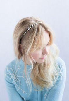 Starlight headband from Lilla Rose!