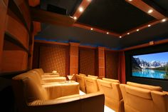 Lori Withey - contemporary - media room - dallas - Bellisa Design