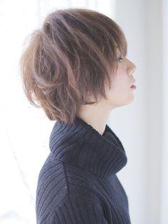 ojiko.【オジコ】【ojiko.】大人可愛いクラシカルショートボブ