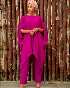 Best African Dresses, Latest African Fashion Dresses, African Print Fashion, Africa Fashion, Modest Fashion Hijab, Kimono Fashion, Muslim Fashion, Mode Kimono, Chic Outfits