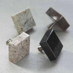 Granite Natural Stone Kitchen Cupboard Door Knobs
