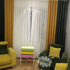 Steep curtain of tulle to # # . Steep curtain of tulle to # # . Tulle Curtains, Inner World, Interior And Exterior, Living Spaces, Living Room, Istanbul Turki, Backdrops, Bedroom, Furniture