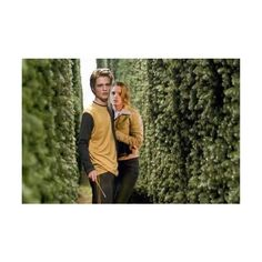 Cedric Diggory and Hermione Granger found on Polyvore featuring harry potter