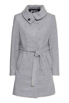 Manteau ajusté   H&M