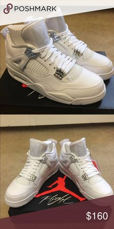 bba2cc03a7520 Air Jordan Pure Money 4s Text   (857)-240-7695 if you have questions (ONLY  IF YOUR SERIOUS ABOUT BUYING) Jordan Shoes Sneakers