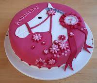 Marleen bakt..: Paard