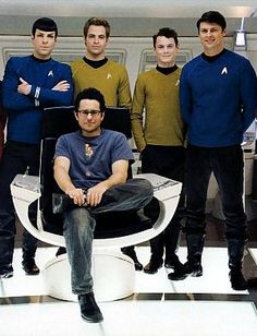 J.J. Abrams Acknowledges The Wait For STAR TREK INTO DARKNESS
