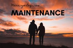 A healthy marriage is like a healthy body. It is not achieved overnight. Exercise, eating right, getting enough sleep, etc. It all takes time to see the fruits of your labor. Marriage is not that different. It's the little tweaks that you make in the day to day that prevent future breakdowns. #dating #datinglife #christian #christiandating #christiandatingadvice #love #marriage #relationships #singles #christiansingles