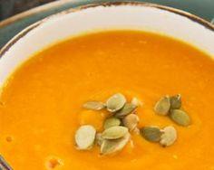 Soupe minceur de maïs et poivrons au Thermomix© : http://www.fourchette-et-bikini.fr/recettes/recettes-minceur/soupe-minceur-de-mais-et-poivrons-au-thermomixc.html