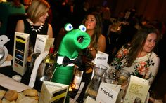 There was a special guest at this year's CIPR North East PRide Awards...