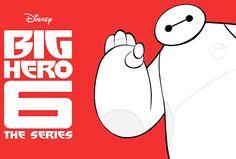 La #Disney rilascia il teaser trailer di #BigHero6 - The Series