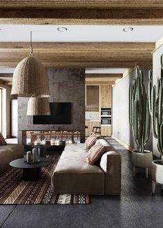 Estilo Interior, Best Interior, Home Interior, Wabi Sabi, Casa Wabi, Black Bathroom Furniture, Deco Design, Interiores Design, Living Room Designs