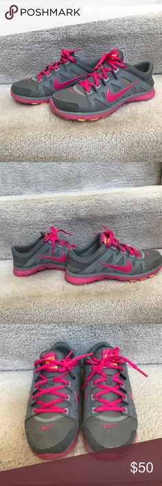 6de2704d659d0 Nike Training shoes Gently loved