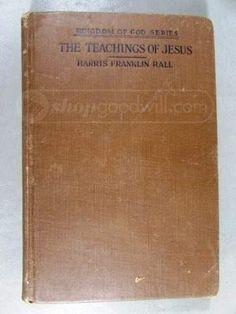 shopgoodwill.com: Kingdom of God Series The Teachings of Jesus