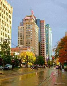 *UTAH~Salt Lake City After the Rain