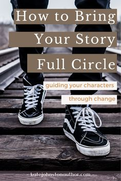 Stories resonate with readers more effectively when they come full-circle. Characters need to undergo some kind of change or growth (for better or for worse), and this change is best gauged by how they see their outer world and their inner landscape compared to their views at the beginning of the book.This article will cover considerations you need to make for your story so that you can bring your main character full-circle from beginning to end. #writingcoach #writingtips #storydevelopment Book Writing Tips, Writing Resources, Writing Help, Writing Inspiration, Story Inspiration, Success Meaning, Story Structure, Freelance Writing Jobs, Writing Characters