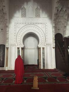 Mihrab, Koutobia Mosque, Marrakesh Marrakesh, Mosque, Mosques