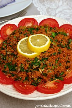 Kısır/Nemmuş the first turkish food i tried and fell in love with