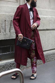 Moda de Milán Semana de P / V 2017 - Streetstyler (Día 3)