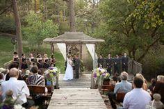 Jaime and Ryan married in the Stevens Family Garden        studio lb...  Rapid City, SD