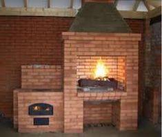 Resultado de imagen para беседка с мангалом из кирпича Diy Smoker, Barbecue Garden, Wood Oven, Grill Design, Fire Pit Backyard, Brickwork, Bbq Grill, Cottage, Patio