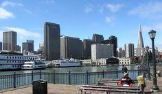 San Francisco perla della California. La città più affascinante di tutta la California, autentico gioiello della West Coast: #SanFrancisco! Ecco le sette attrazioni assolutamente da non perdere... http://www.viaggi-usa.it/visitare-san-francisco/