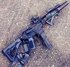 9mm mod ar 15
