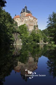 Burg Kriebstein, Sachsen