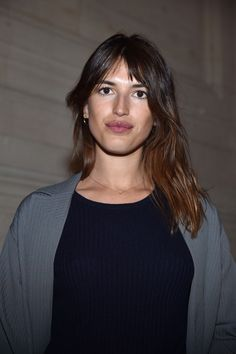 Jeanne Damas Photos Photos - Jeanne Damas attends the Valentino Haute Couture Spring Summer 2017 show as part of Paris Fashion Week on January 25, 2017 in Paris, France. - Valentino : Front Row - Paris Fashion Week - Haute Couture Spring Summer 2017