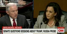 Once again, Republican Senators have a problem with Kamala Harris (D-CA) being incredibly good at her job. In Thursday's hearing with Jeff Sessions, she asked him some tough and pointed questions about his communication with Russian officials during...