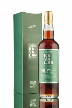 Released by King Car distillery under their superb Solist whisky range, this beautiful Taiwanese single malt whisky was aged in casks that previously held Port wine! A small release of only 184 bottles, filled at cask strength - 57.8% vol.