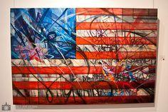 "Saber ""The American Graffiti Artist"" NYC Solo Show Coverage ..."