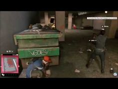 Watch Dogs 2 Police vs Gangs shootouts are awesome!