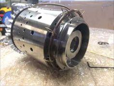 Gas turbine project Part 2 Turbine Engine, Gas Turbine, Jet Engine Parts, Radio Control, Rockets, Jets, Spiderman, Aviation, Home Improvement