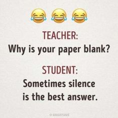 ideas for funny memes sarcastic humor ecards life Funny School Jokes, All Meme, Some Funny Jokes, Really Funny Memes, Crazy Funny Memes, School Humor, Funny Relatable Memes, Funny Posts, Exam Quotes Funny