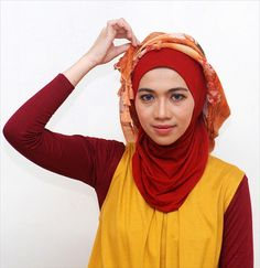 How to wear hijab tutorial guides you in creating unique hijab styles by using your own skills. Hijab means to hide the body How To Wear Hijab, Modern Hijab, Hijab Tutorial, Hijab Styles, Scarf Design, Hijab Fashion, Stylish, Stuff To Buy, Clothes