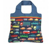 Envirosax for kids. PERFECT for toting toys, extra clothes, or keeping in the diaper bag for dirty clothes. Best bag EVER.